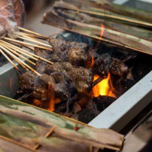 Group BBQ Dinner - Satay