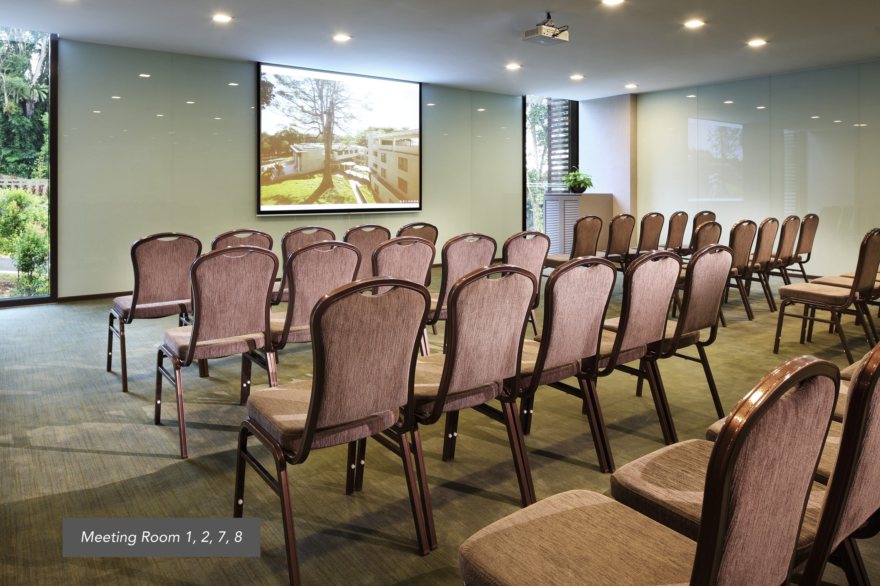 Meeting Room 1,2,7,8