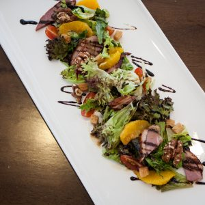 Smoked Duck Salad
