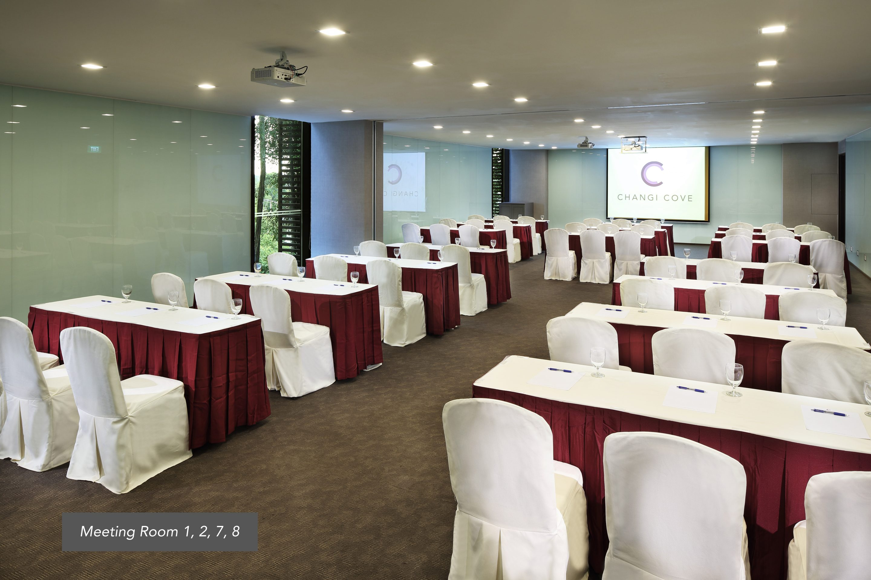 Meeting Room 1,2,7,8